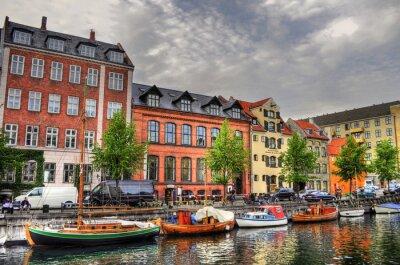 Fototapeta Kopenhaga (Dania)
