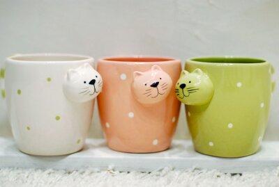 Koty, kubki