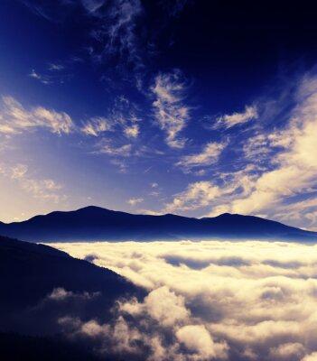 Fototapeta krajobraz gór