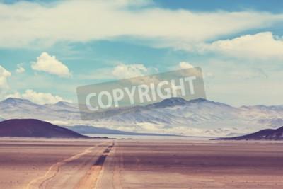 Fototapeta Krajobrazy Północnej Argentynie