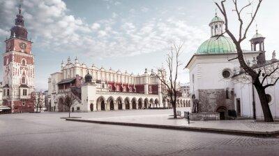 Fototapeta Kraków Rynek Główny, Polska