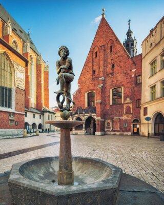 Fototapeta Kraków Stare Miasto