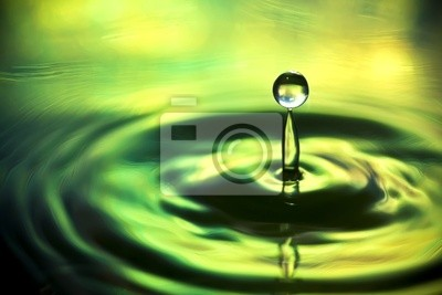 Kropla wody.