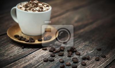 Krótka przerwa w kawiarni