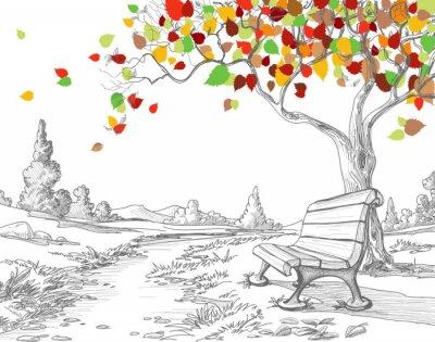 Fototapeta książkowe sanktuarium dla książkowych moli