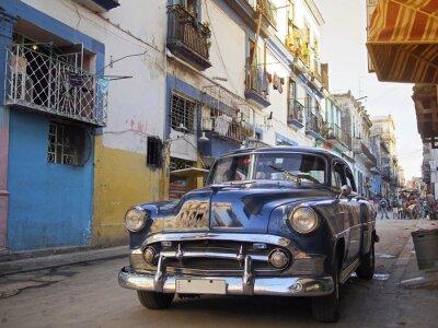 Fototapeta Kuba, Hawana