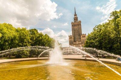 Fototapeta Kulturpalast Warschau
