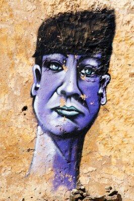 Fototapeta Kunst grafitty