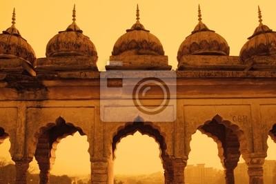 labirynt, Indie