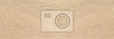 Fototapeta Large bannière ou arrière-plan texturé grain de sable