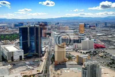 Fototapeta Las Vegas Skyline