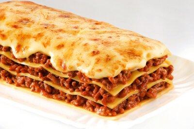 Fototapeta Lasagnes