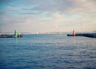 Fototapeta latarnia morska