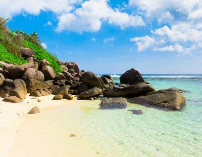 Fototapeta Lato Rocks Ocean