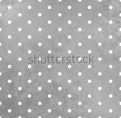 Fototapeta Lekka kropkowana beżowa tekstura.