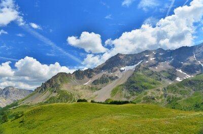 Fototapeta Letnie góry