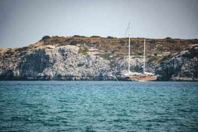 Fototapeta Letnie morze
