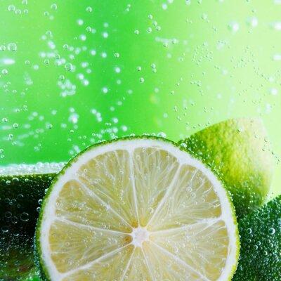 Fototapeta Limes w wodzie