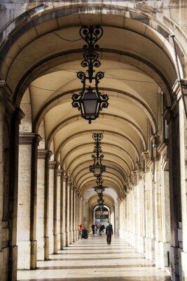 Fototapeta Lisbona