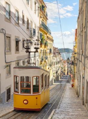 Fototapeta Lizbona