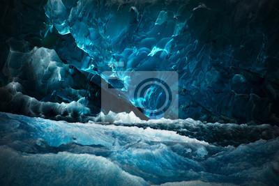 Lodowiec, lód