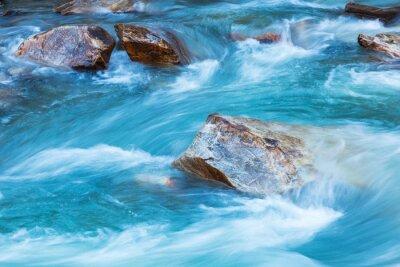 Fototapeta Lodowiec rzeka