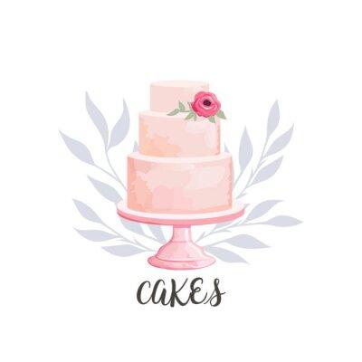 Fototapeta Logo tortu