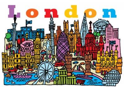 Fototapeta London City 2