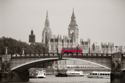 Fototapeta Londyn