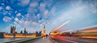 Fototapeta Londyn.