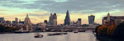 Fototapeta Londyn miasta