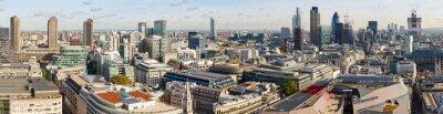 Fototapeta Londyn panorama
