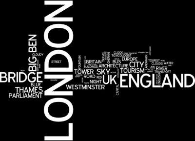 Fototapeta Londyn (Wielka Brytania / Anglia)