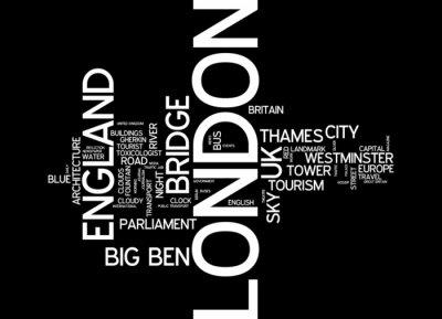 Fototapeta Londyn (Wielka Brytania / England)