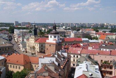 Fototapeta Lublin