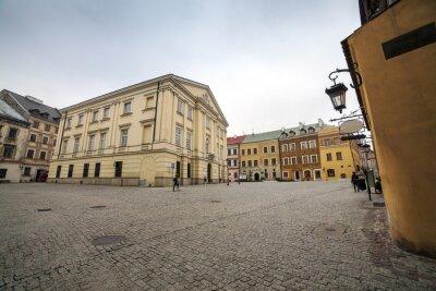 Fototapeta Lublin City Center, Polska