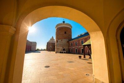 Fototapeta Lublin miastem