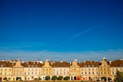 Fototapeta Lublin stare centrum miasta