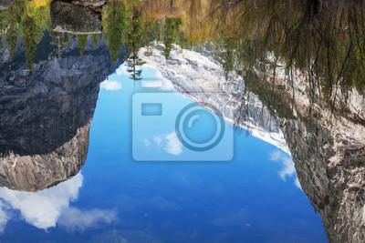 Fototapeta Lustro jeziora