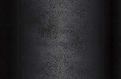 Fototapeta Luxury black metal gradient background with distressed natural, genuine animal skin, leather texture.