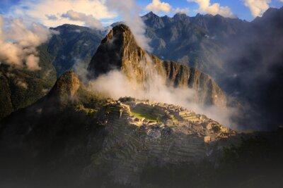 Fototapeta Machu Picchu, Peru