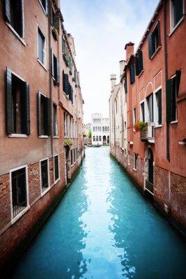 Fototapeta Mały kanał w Wenecji
