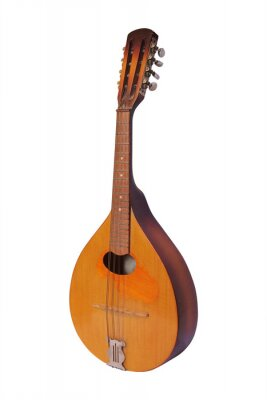Fototapeta mandolina