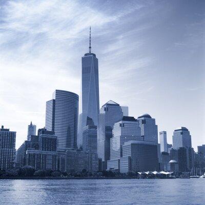 Fototapeta Manhattan.