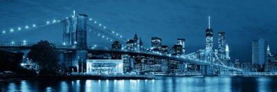 Fototapeta Manhattan Śródmieście