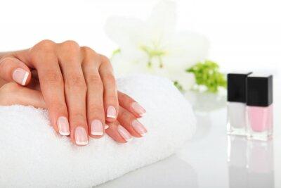 Fototapeta Manicure