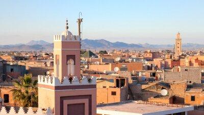 Fototapeta Marrakesz, Maroko