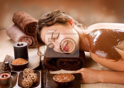 Maska Chocolate Spa. Luxury Spa Treatment