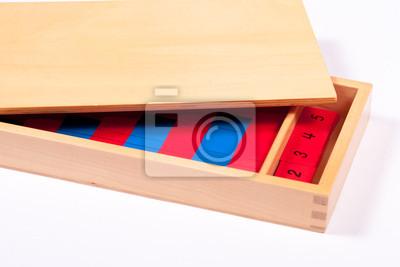 Materiały Edukacyjne Montessori Matematyka Fototapety Redro