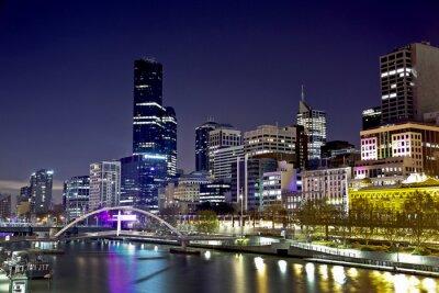 Fototapeta Melbourne